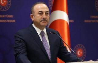 Dışişleri Bakanı Çavuşoğlu Alman Bild'e...