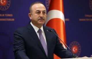 Dışişleri Bakanı Çavuşoğlu: AP'nin yeni...