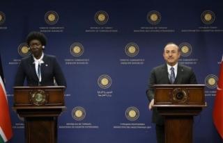 Dışişleri Bakanı Çavuşoğlu: Libya'ya paralı...
