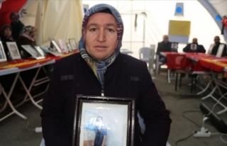Diyarbakır annelerinden Üçdağ: Eğer HDP aracı...