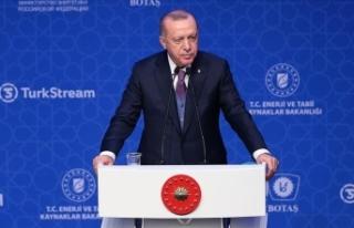 Erdoğan: Hiç kimsenin kendi çıkarları uğruna...
