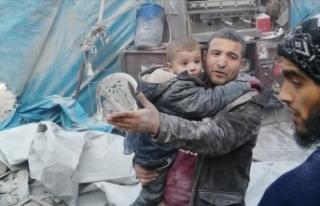 Esed rejimi ve Rusya ateşkese rağmen İdlib'de...