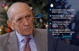 Futbolcu, teknik direktör ve başkan: Trabzonspor'un...