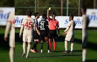 Galatasaray ilk hazırlık maçında galip geldi