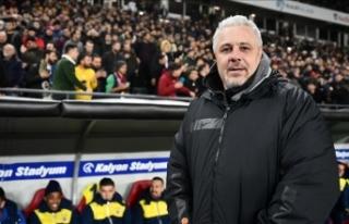 Gaziantep Futbol Kulübü Teknik Direktörü Sumudica:...
