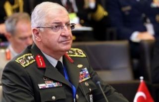Genelkurmay Başkanı Güler Brüksel'de ABD'li...
