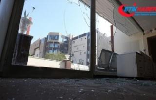 Hafter milisleri hastaneleri de hedef alıyor
