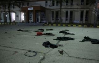 Hafter, 30 öğrencinin öldüğü askeri okul saldırısından...
