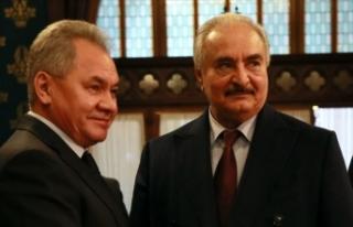 Hafter ateşkes anlaşmasını imzalamadan Moskova'dan...