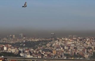 Hava kirliliği oluşturan ince tozlar sağlığı...