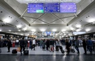 Hava yolunu kullanan yolcu sayısı 209 milyonu geçti