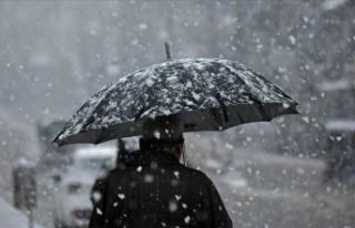 İç Anadolu, Karadeniz ve Doğu Anadolu için kar...