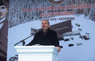 İçişleri Bakanı Soylu: Gelecek nesillerimize terörsüz...