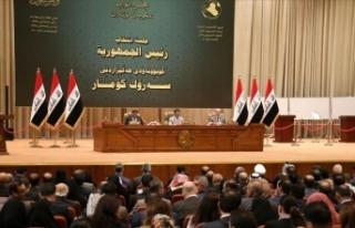 Irak Meclisi, ABD güçlerinin varlığını görüşmek...