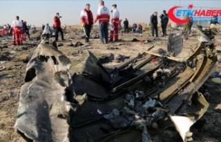 İran'da düşen Ukrayna uçağına terör ve...