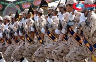 İran Devrim Muhafızları Ordusu'nun başına...