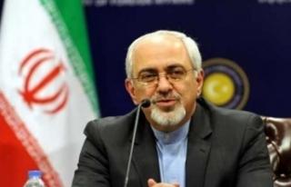 """İran Dışişleri Bakanı Zarif: """"Ukrayna yolcu..."""