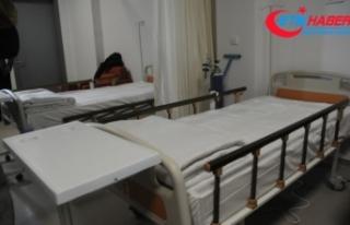 İstanbul Havalimanı'nda karantina odası hazırlandı