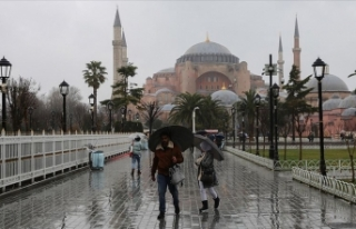 İstanbul, Kocaeli, Sakarya ile Yalova'da kuvvetli...