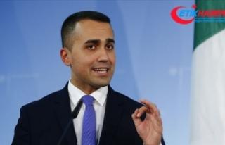 İtalya Dışişleri Bakanı Di Maio: EastMed orta...