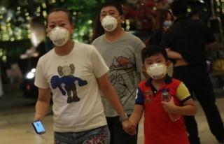 Japonya ve Sinapur'da 'yeni tip koronavirüs'...