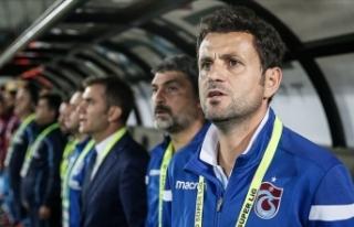 Kapısından 12 yaşında girdiği Trabzonspor'da...