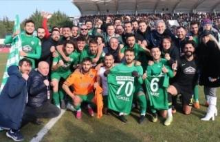 Kırklarelispor Fenerbahçe maçında 'peri masalı'nı...