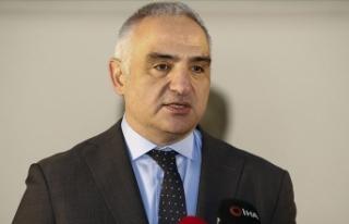 Kültür ve Turizm Bakanı Ersoy: 2020'de 58...