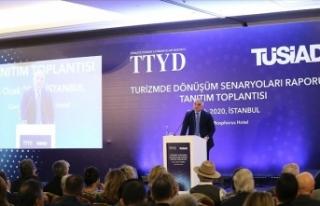 Kültür ve Turizm Bakanı Ersoy: Turizmi tabana yayamazsak...