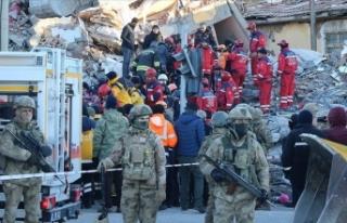 Malezya Elazığ depreminin ardından Türkiye'ye...