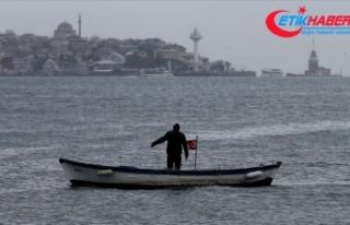 Marmara Bölgesi'nde sıcaklık mevsim normallerinde...