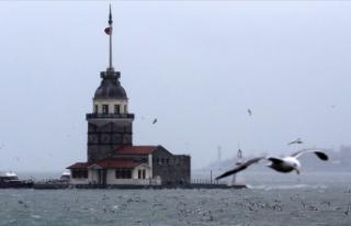 Marmara Bölgesi'nde sıcaklıklar mevsim normallerinde...