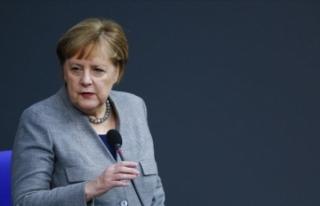 Merkel'den Libya Konferansı için davet