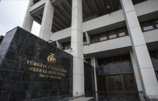 Merkez Bankası rezervleri 106 milyar 214 milyon dolar...