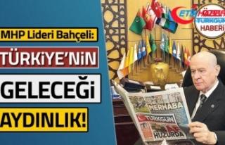 MHP Lideri Devlet Bahçeli: Türkiye'nin önü...