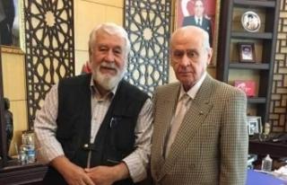 MHP Lideri Bahçeli'den Selahattin Arpacı için...