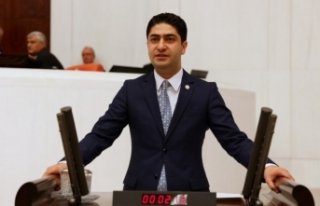 MHP'li Özdemir, maden çalışmalarını meclis...