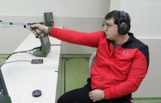 Milli atıcı Cevat Karagöl, Peru'dan olimpiyat...