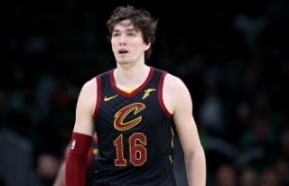 NBA'de Cedi'nin 20 sayısı Cavaliers'a...