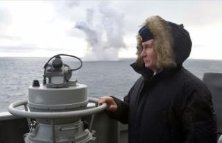 Putin'den 'nükleer silahlarda Rusya'nın...