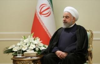 Ruhani: ABD, İsrail'in politikalarını uygulayan...