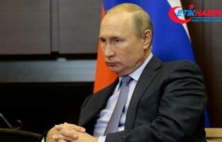 Rusya Devlet Başkanı Putin, Suriye'de Esed'le...
