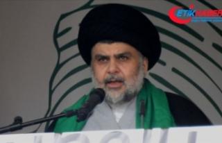 Şii lider Sadr'dan milis güçlerine 'Irak'ı...