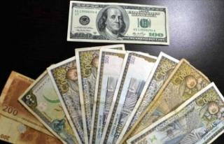 Suriye lirası, dolar karşısında son iki haftada...