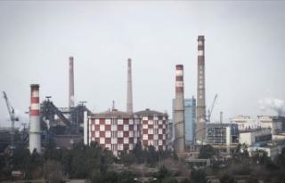Tarım diyarı Hatay çelik ihracatında sanayi kentlerini...