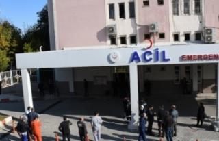 """Tarsus Devlet Hastanesinden """"patlama"""" açıklaması"""