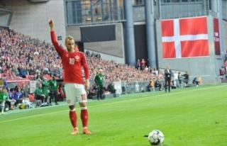 Danimarkalı futbolcu Christian Eriksen taburcu edildi