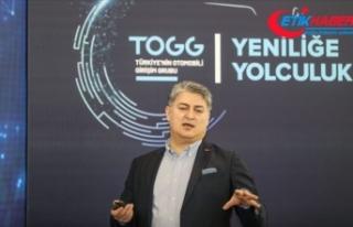 Türkiye'nin Otomobili'nin fabrika temeli...