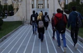 Türkiye uluslararası öğrenciler için cazibe merkezi...