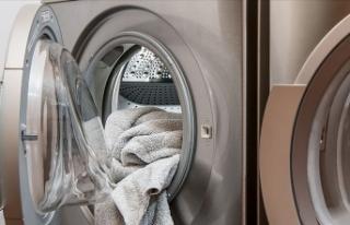 Yeni giysiler için 'kullanmadan yıkayın'...